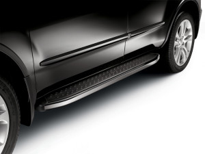 accura running board